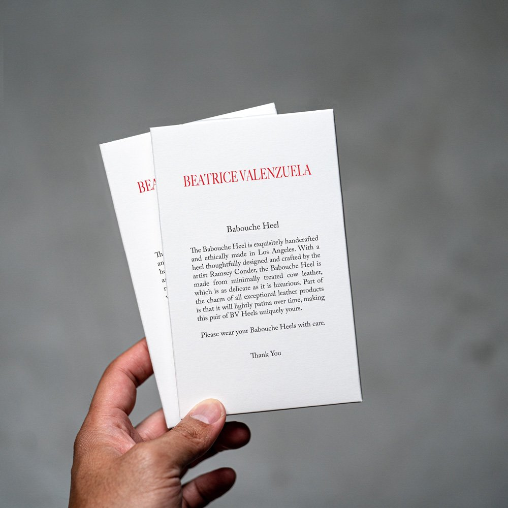 Beatrice Valenzuela Card Cards