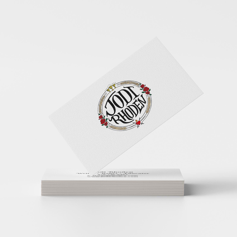 Jodi Rhoden Business Card