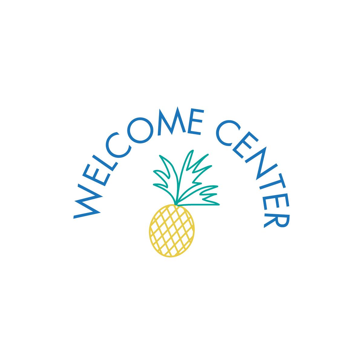 Welcome Center LA - Logo Exploration